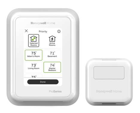 People-Detecting Thermostats