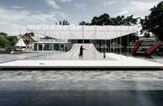 Floating Pavilion Structures