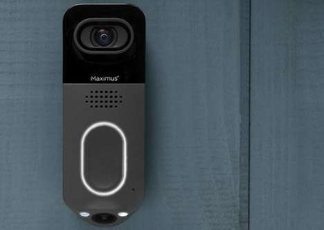 HDR Dual-Camera Doorbells