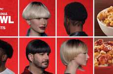 Branded Bowl-Shaped Haircuts