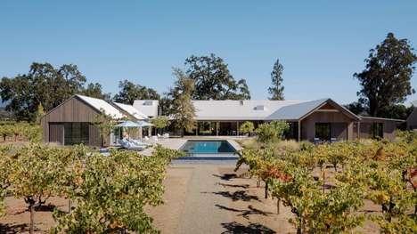 Stylish Red Cedar Homes