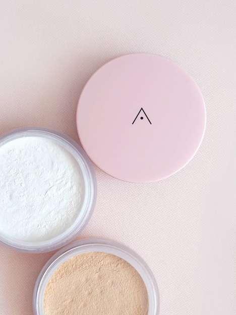 Silk-Finish Translucent Powders