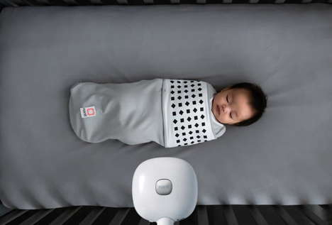 Breath-Tracking Babywear