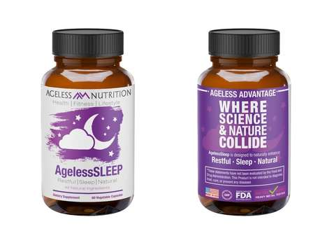 All-Natural Sleep Supplements