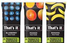 Non-Dairy Probiotic Bars