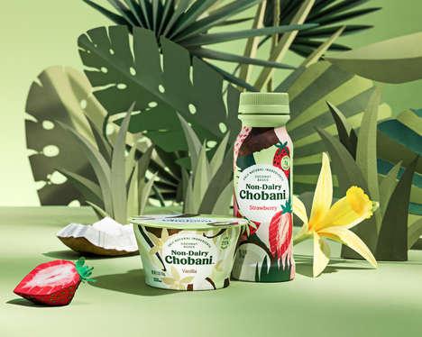 Coconut-Based Yogurt Alternatives