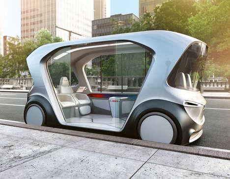 Urban Ecosystem Mobility Shuttles