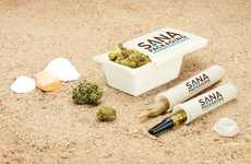 Ocean Plastic Cannabis Packaging
