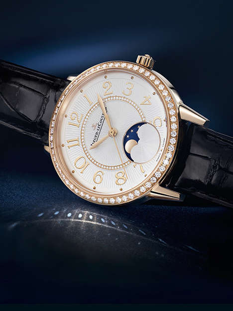 Luxe Power-Reserving Timepieces