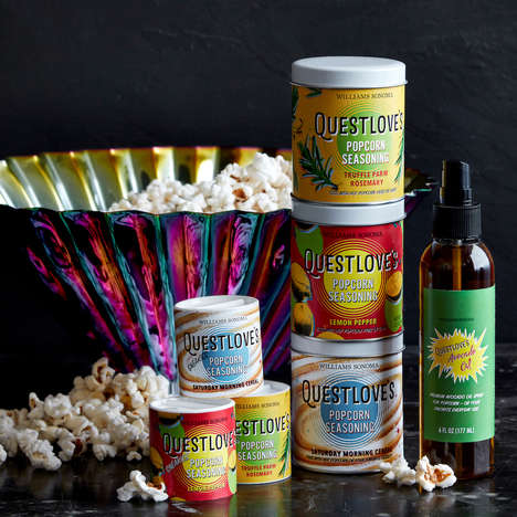 On-the-Go Popcorn Seasonings