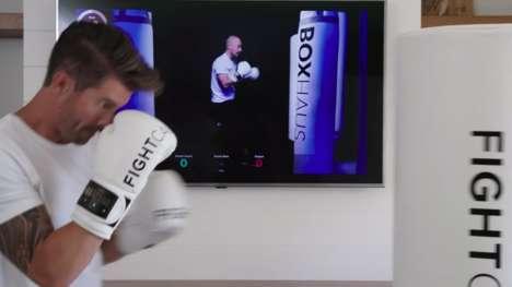 At-Home Boxing Gyms