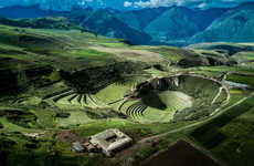 Grass-Roofed Authentic Peruvian Restaurants