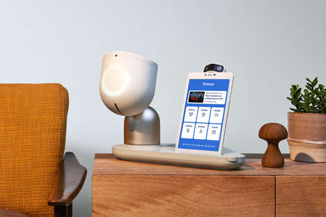 Senior-Friendly Social Robots - Intuition Robotics' ElliQ Enriches the Lives of the Elderly