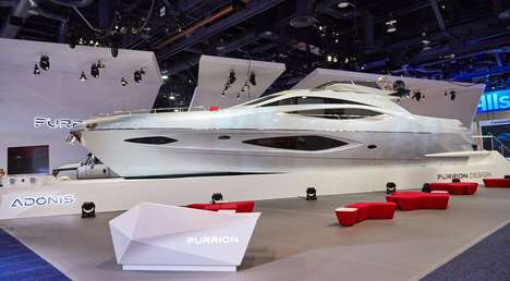 Luxury AI Yachts