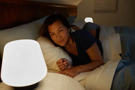 Voice Assistant Lighting Systems - Philips Hue is Now Compatible with the Google Assistant