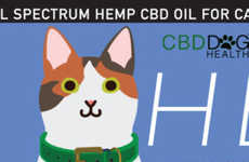 Holistic CBD Pet Products
