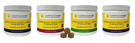 Pet-Catered Hemp Soft Chews
