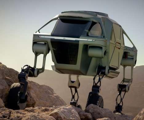 Walking Car Concepts