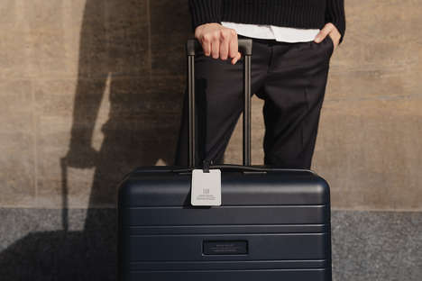 Luxurious Smart Luggage Systems