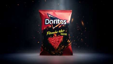 Ultra-Spicy Nacho Chips