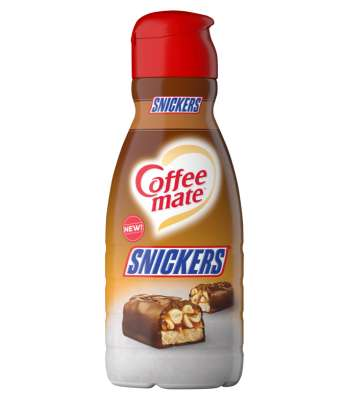 Candy Bar Coffee Creamers