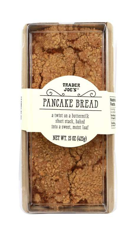Hybrid Pancake Breads