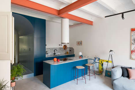 Stylish Modern Colorful Abodes
