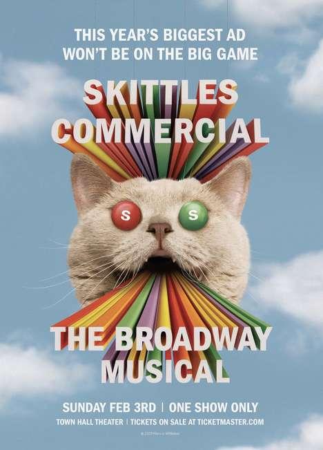 Broadway Candy Ads