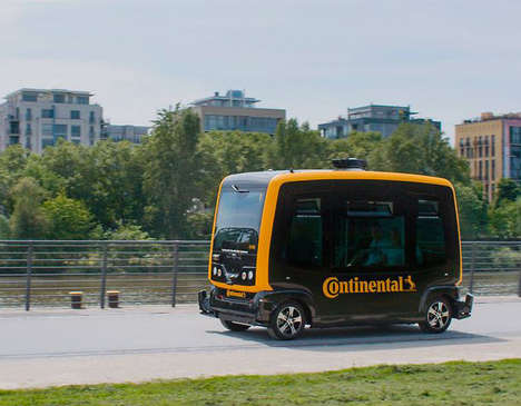 Autonomous Delivery Robot Systems