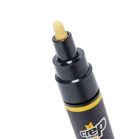 Restorative Sneaker Cleaning Products - Crep Protect's Pen is the Latest Innovation in Sneaker Care