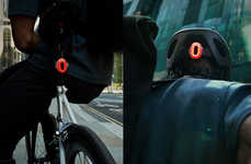 Two-in-One Cyclist Lights