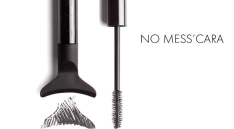 Mess-Free Mascara Wands