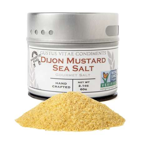 Dijon Sea Salt Blends