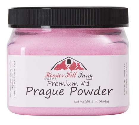 Meat-Curing Pink Powders