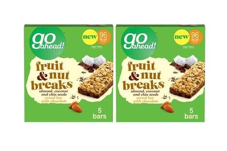 Nourishing Cereal Bar Snacks