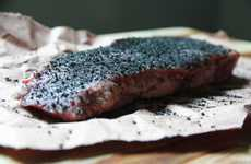Charcoal-Infused Meat Rubs