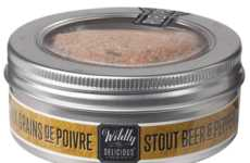 Stout Beer-Inspired Seasonings