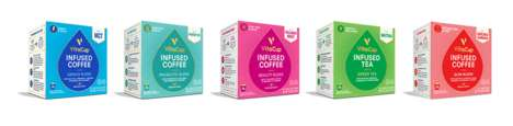 Vitamin-Packed Coffee Pods