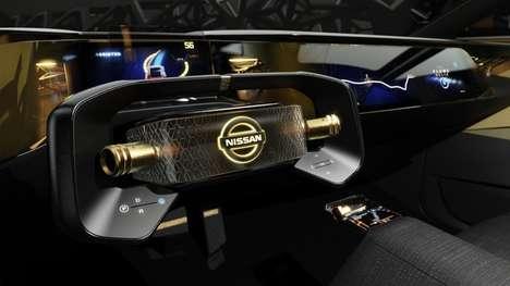 Range-Roving Electric Sedans