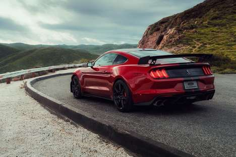 Record-Breaking Muscle Cars