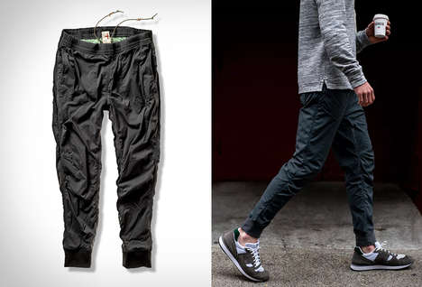 Casual Routine Athletic Pants