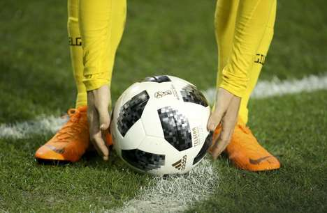 Interactive Soccer Ball Tech