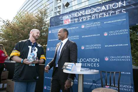 Premium On-Location Experiences - Bruin Sports Capital Dictates the Official Hospitality of the NFL