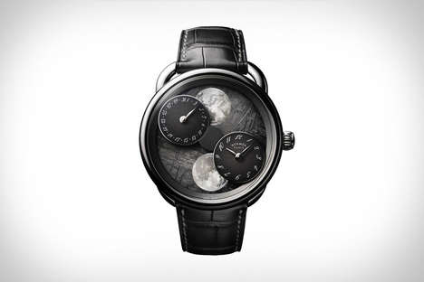 Luxe Lunar Phase Timepieces