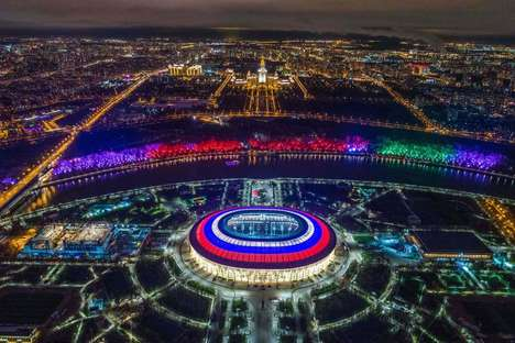 Extravagantly Priced VIP Experiences - The All-Inclusive 2018 World Cup VIP Costs Over £1 Million