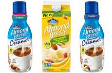 Alternative Almond Milk Products