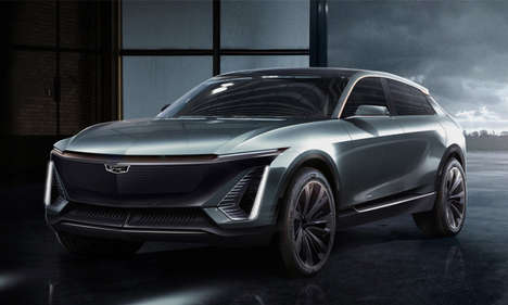 All-Electric American Crossovers