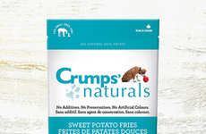 Canine Sweet Potato Snacks