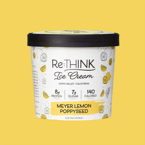 Nutritional Ice Cream Packaging