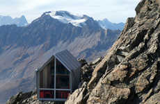 Prefabricated Alpine Shelters